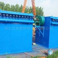 LFS-Ⅰ型双层布袋机械反吹除尘器的结构