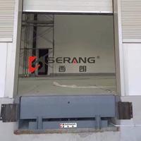 出货口和装卸货平台配套的提升门