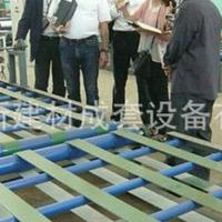 排烟气道生产线-复合排烟气道生产线