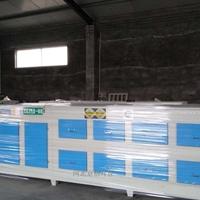 塑料拉膜印刷voc除异味活性炭光氧一体机4万风量