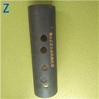 小型液压冲孔机器 不锈钢方管防盗网