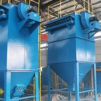 铸造厂冲天炉除尘器环保设备
