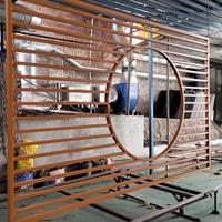 窗花大樣圖鋁屏風生產廠家
