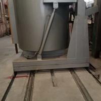 500KG熔煉保溫爐 坩堝爐