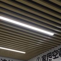 学校波浪弧形铝板-学校弧形凹凸铝单板厂家