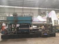 600噸擠壓機