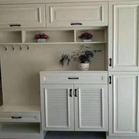 铝合金的鞋柜全铝储物柜家具定制