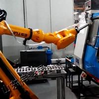 鋁業機床上下料機械手 自動上料機器人