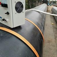 供暖管道补口HDPE电热熔套