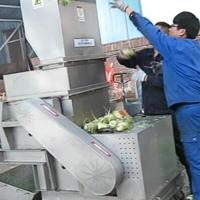 泔水尾菜脫水機果蔬螺旋式擠壓脫水設備