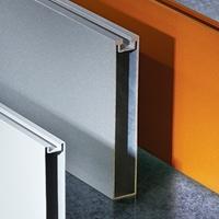 铝方通定制-木纹铝方通厂家