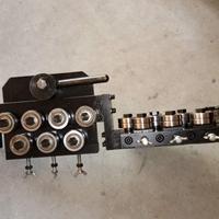 管材矯直機不銹鋼管校直器空心管拉直機