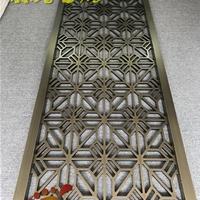 铝格栅 酒店大堂常用隔断屏风 铝艺镂空格栅