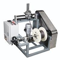 QP500收线机线绳收卷机工字轮卷线机