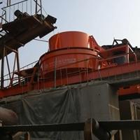中嘉時產350噸玄武巖制砂生產線整體配置