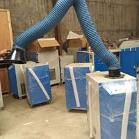 焊接烟尘集中除尘器中央除尘系统配套齐全