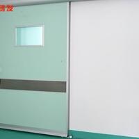 鴻發凈化自動門彩鋼板平移門