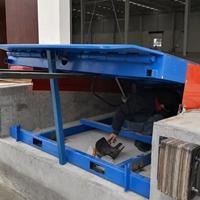 8吨登车桥 华蓥市货台装卸调节板