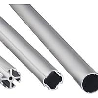 CNC精加工D30精益管工业铝型材