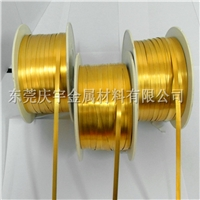 H65銅帶機專用銅帶20.3MM黃銅帶
