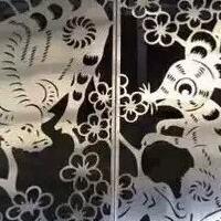 规格定制立体雕刻铝单板板   雕花镂空铝单