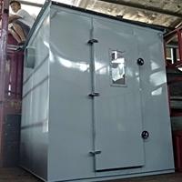 木质家具工厂除尘器单机布袋式120袋吸锯末
