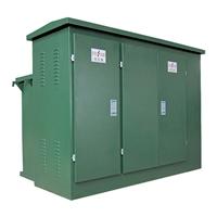 630KVA美式箱变组合式变压器欧式箱式变电站