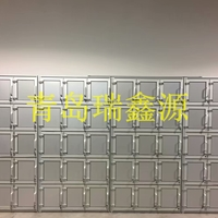 铝型材工业流水线机架加工铝方管工作台架子