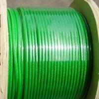 彩鋼房用涂塑鋼絲繩生產廠家直銷