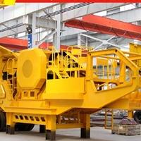 有一个小时可以产100吨的可移动碎砂机吗?