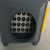 等离子净化器处理塑料厂烟气有机废气