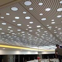天花冲孔铝单板有甚么规格?厚度若干?