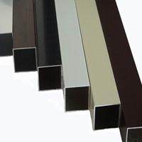 鋁合金型材方管價平質優定制廠家