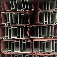 50系列機制板配套雙密封鋁門料