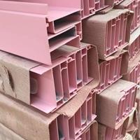 厂家直销现货净化铝型材双密封门料