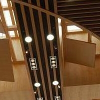 木纹铝方通吊顶价钱 番禺铝方通厂家
