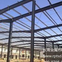钢铁结构表面热喷铝防腐处理