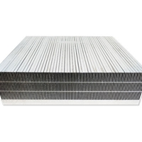 東浩單邊組合散熱器 單邊鋁型材散熱器定制