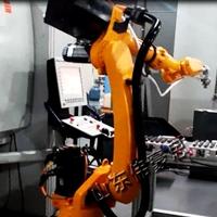 全自动元件搬运机器人 机械手搬运加工厂家