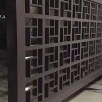 中国风复古中式铝合金花格定制厂家