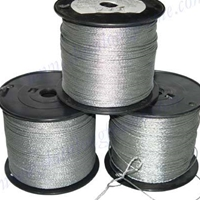 彩钢塑封钢丝绳生产厂家直销