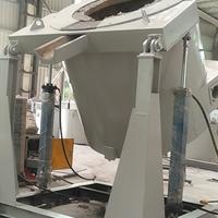 1000公斤 返入式柴油溶解炉设备