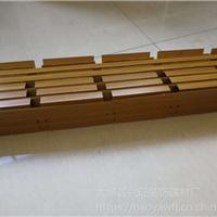 木纹铝格栅尺寸型号 定制【铝格栅出厂价格