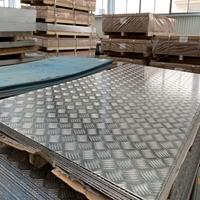 河北花纹铝板直销 5052压花铝板 花纹铝板厂