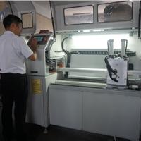 切鋁機 DS太陽花散熱器切鋁機 自動送料