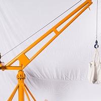 室外吊运机适用于建筑工地-电动提升机价格