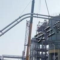 稻壳灰管链输送机 稻谷管链提升机 厂家
