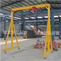 电动小型龙门架订制-3吨门式龙门架价格