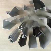 凈化鋁型材50外圓帶內圓