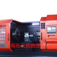 CK64160数控端面车床加工大型铝盘
